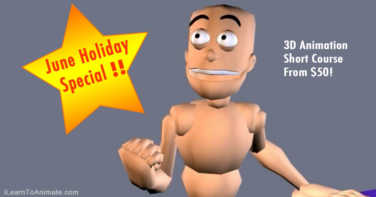 3D Animation Short Course In Singapore
