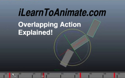 Beginners Overlapping Action Tutorials in Maya