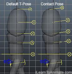 Upper Torso Contact Pose
