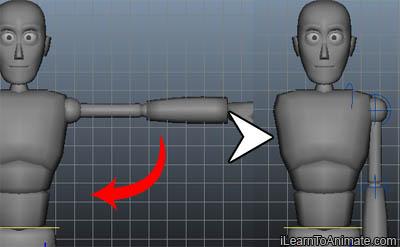 arms preparation