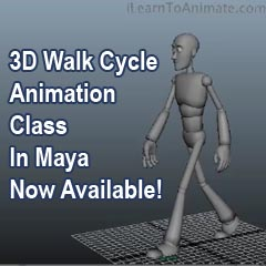 Intermediate 3D Animation Course Singapore (Bugis Plus Colosseum)