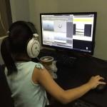 3d animation class 12 yo student