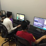 3d animation class 3 students