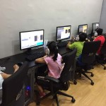 3d animation class 5 students