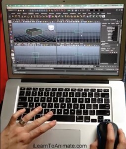 3d animation class macbook