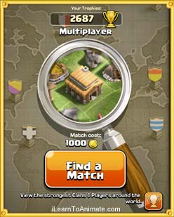 clash of clan multiplayer